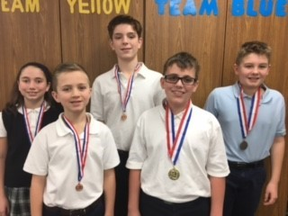2016-2017 Math 24 Student Champions