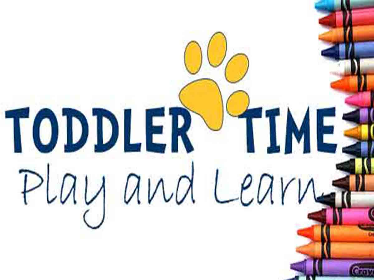 Toddler Time Play and Learn
