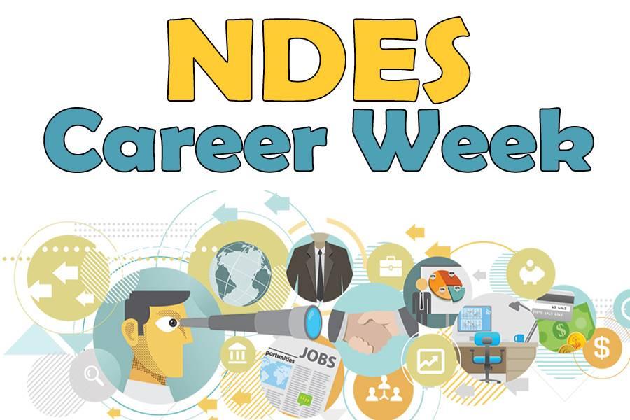 career week logo