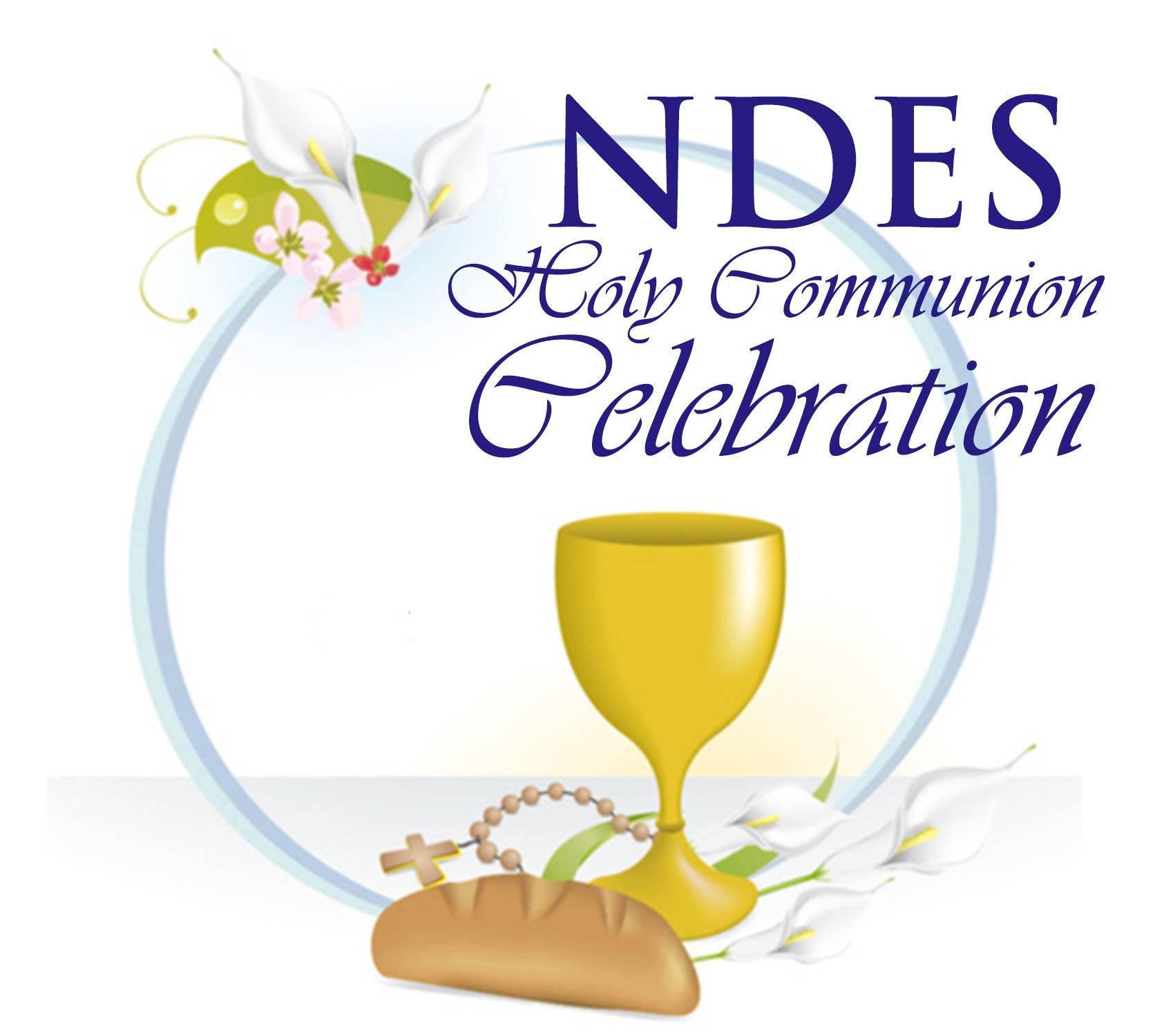 Holy Communion Celebration